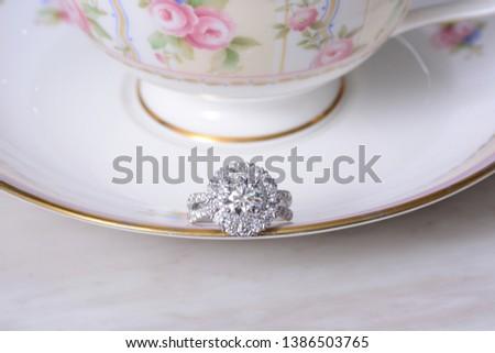 DIAMOND ring bg H&ADIAMOND ring bg H&ADIAMOND ring bg H&A #1386503765