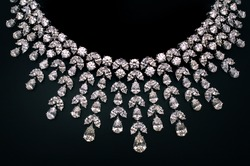 Diamonds jewelry