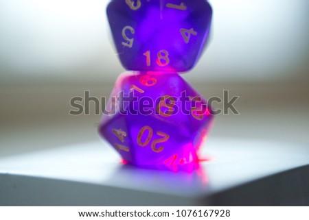 dice 20d 6d