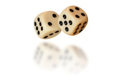 Dice with Reflection