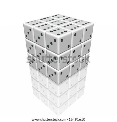 dices cube