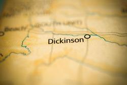 Dickinson, North Dakota.
