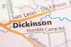 Dickinson. Texas. USA
