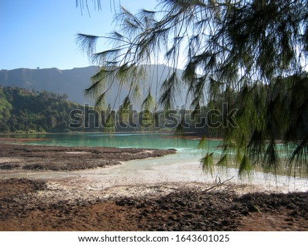Dieng Color Lake is one of the attractions located in the Dieng Plateau region, Wonosobo Regency, Central Java. This lake is one of the mainstay tourist destinations in Wonosobo Regency