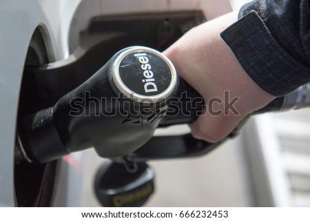 diesel Stock photo ©