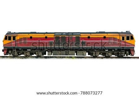diesel electric locomotive...