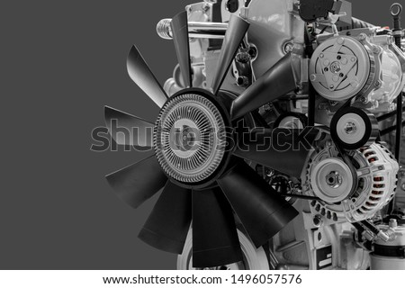 Diesel engine. Modern technologies for production of internal combustion engines. #1496057576