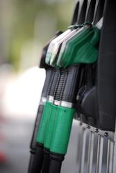 diesel/ gas station