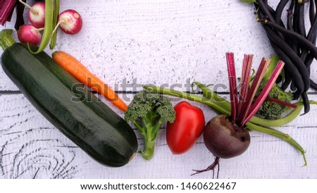 Diet for weight loss. Set of vegetables on a white background. A set of useful vegetables. Fortified food. Raw food