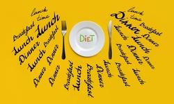 Diet. Many handwritten words