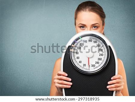 Dieting, Exercising, Women.