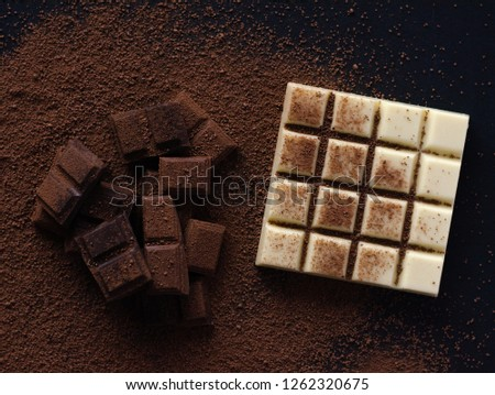 Free Photos Chocolate Chocolate Chunks Chocolate Bar Pieces