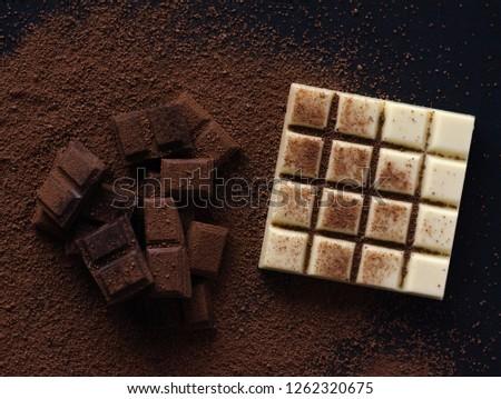 Free Photos Chocolate Chocolate Chunks Chocolate Bar Pieces