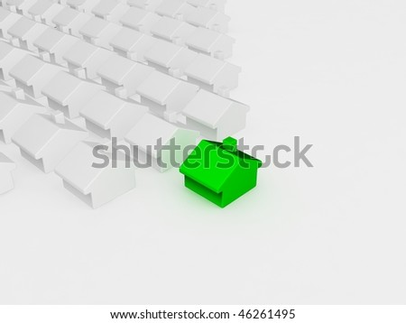 Different green house