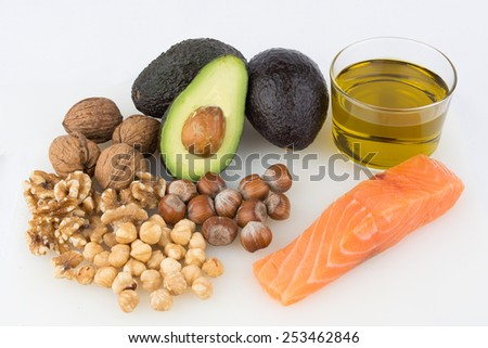 Different Kind Of Healthy Fat