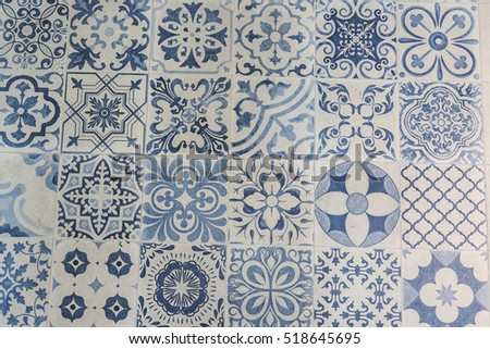 different or various pattern of ...