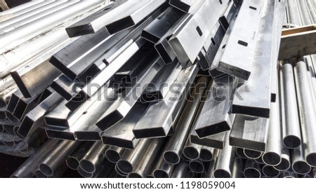 Different pipe profiles