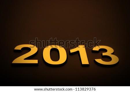 digit 2013 on black background #113829376
