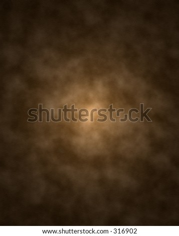 Digital backdrop with lighteffects and texture added.