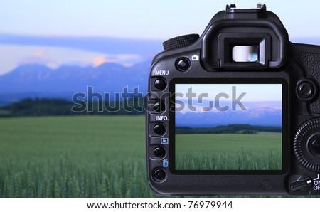 Digital camera #76979944
