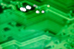 Digital Circuits Abstract background