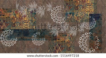 digital colorful wall decore,background texture,abtract art