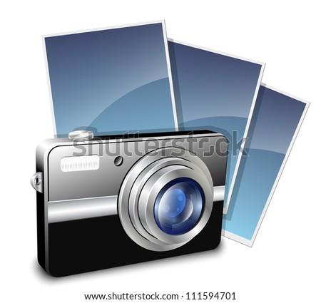 Digital compact photo camera and photos