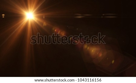 Digital Galaxy lens Flare , light leaks , Abstract overlays background. - Shutterstock ID 1043116156