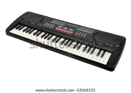 Digital midi keyboard