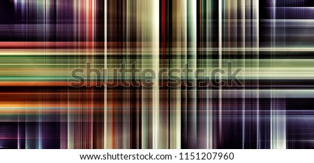 Stock Photo Digital Painting abstract patterns tartan in colorful bright pastel colors background