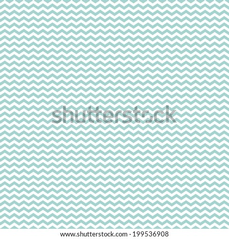 Digital Paper for Scrapbook Light Blue White Chevron seamless