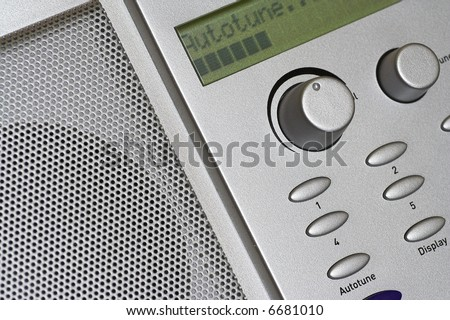 Digital Radio Autotune