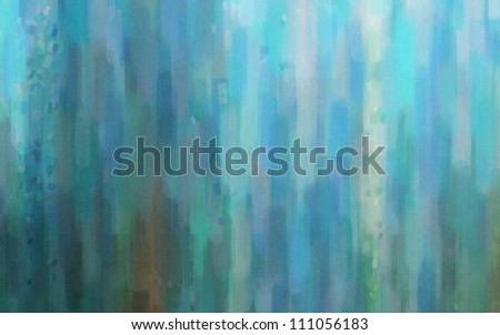 Digital structure of painting. oil paint abstract figure sketch of bright colors on the canvas of a textured background - stock photo