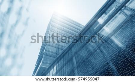 Digital Tower Stock foto ©