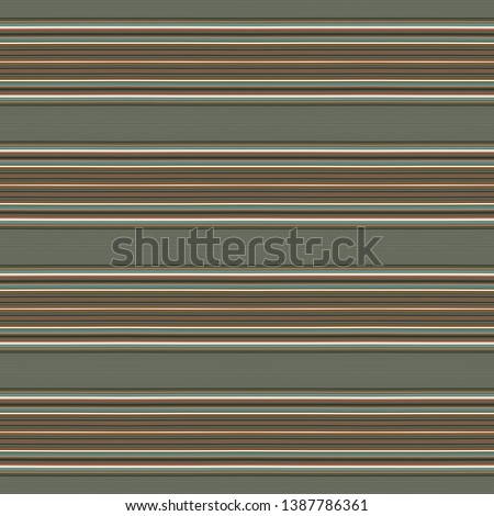 dim gray, light gray and gray gray colored lines in a row. repeating horizontal pattern. for fashion garment, wrapping paper, wallpaper or online web design.