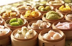 Dim Sum - One of the most favourite chineese food