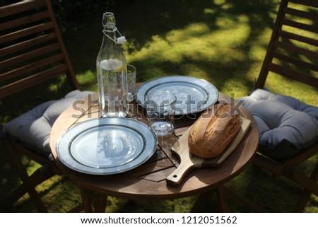 Dining al fresco