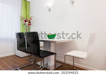Dining room -table and chairs #203294023
