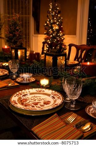 Dinner Setting