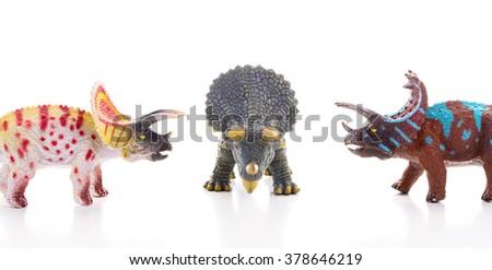 Dinosaurs family #378646219