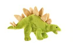 Dinosaurs stuffed toy green