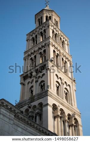 Diocletian palace split at Split Croatia