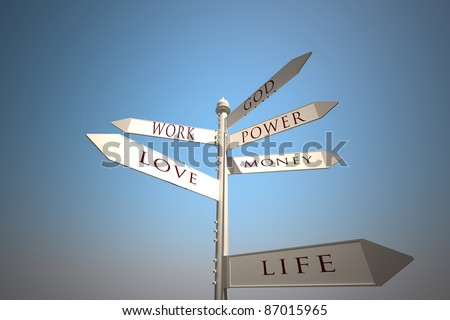 direction of life