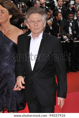 Director Roman Polanski at the closing gala ceremony at the 61st Annual International Film Festival de Cannes.  May 25, 2008  Cannes, France. Picture: Paul Smith / Featureflash