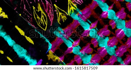 Dirty Art Graffiti. Colorful Color Art Graffiti. Vivid Textured Dirty Prints. Tie Dye. Fluorescent Grunge. Fluorescent Street Art Splash.
