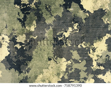dirty camouflage. military...