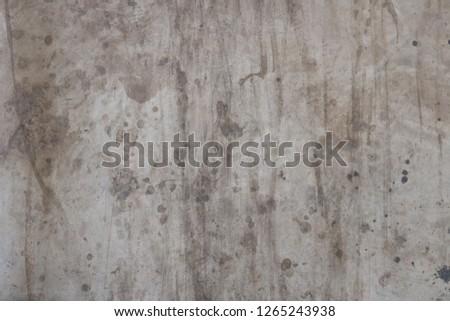 Dirty concrete floor #1265243938