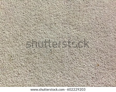 Dirty dots on white old cement wall.make arts and abstract design.good for background. #602229203