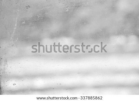 dirty glass background