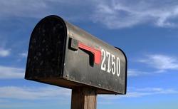 Dirty mailbox